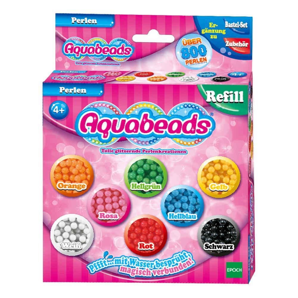 Aquabeads Box per Riempimento Perle, Upgrade, Bricolage, per Bambini, 79368
