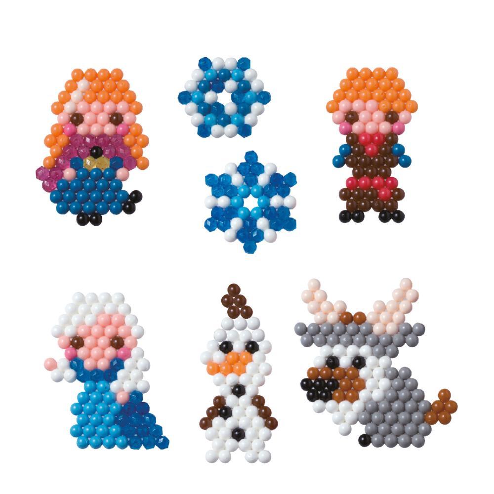 Aquabeads Die Eiskönigin Figurenset Figuren Figurset Elsa Anna Olaf Sven Motiv