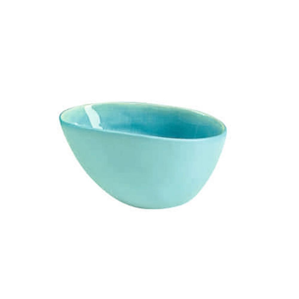 ASA-Selection-A-La-Plage-Schale-S-Schuessel-Porzellan-Turquoise-Tuerkis-7-5-cm