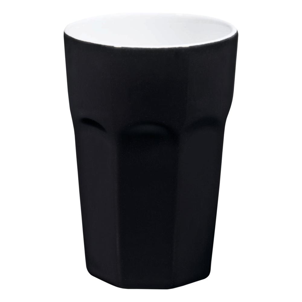 ASA-Selection-Crazy-2017-Kaffeebecher-Latte-Kaffeetasse-Tasse-Schwarz-400-ml