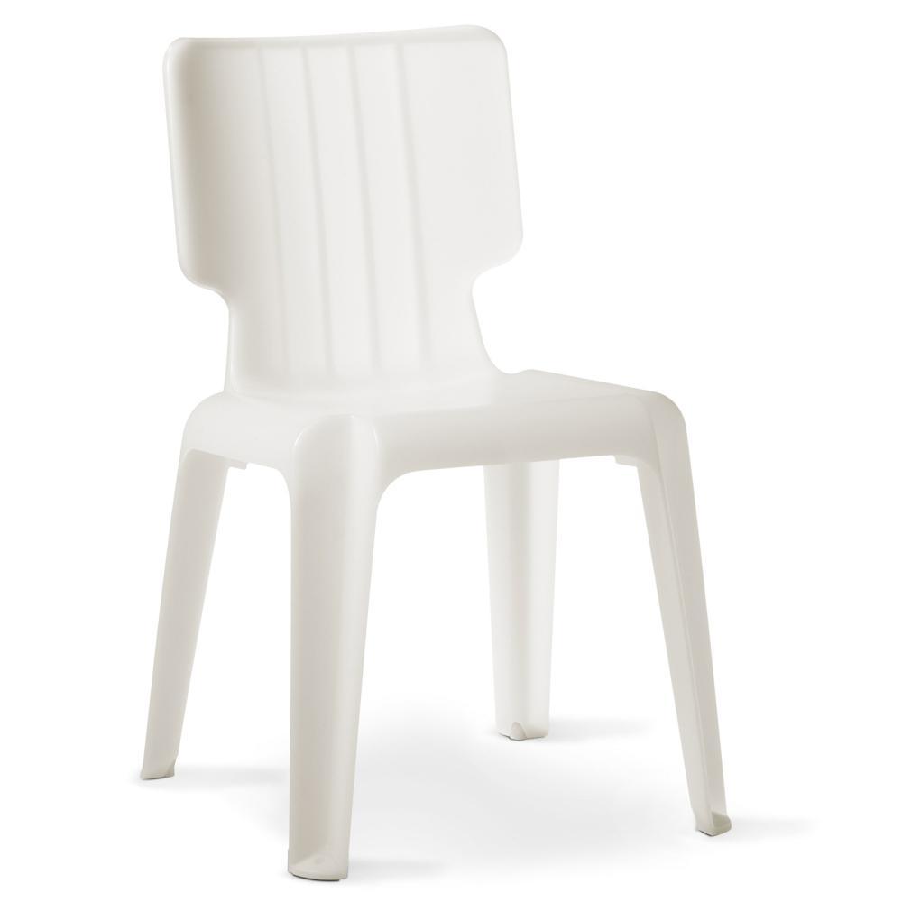 Authentics Wait - Sedia in plastica Bianco | eBay