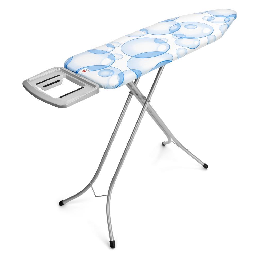Table-a-Repasser-Brabantia-B-124x38cm-PerfectFlow-Repose-Fer-Vapeur-Gris-101205