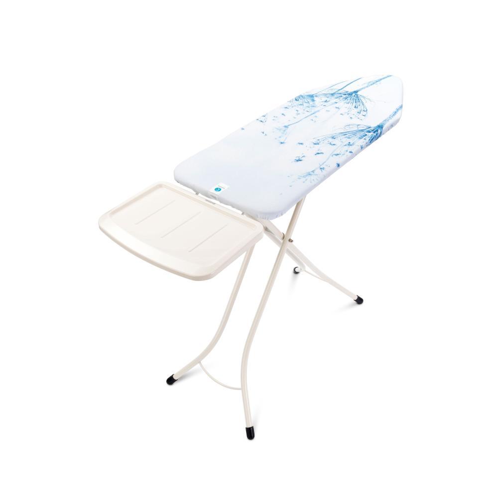 Brabantia-Table-a-Repasser-124x45-cm-Support-Centrale-Vapeur-Armature-Tubulaire