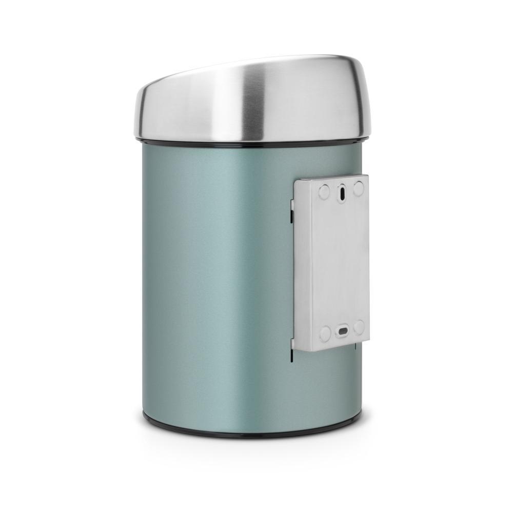 Brabantia-TouchBin-Cestino-Immondizia-Accessori-Casa-Brilliant-Steel-3l-364402