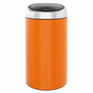 Touch Bin 45 Liter.Brabantia Touch Bin De Luxe Waste Bin With Removable Plastic Inner