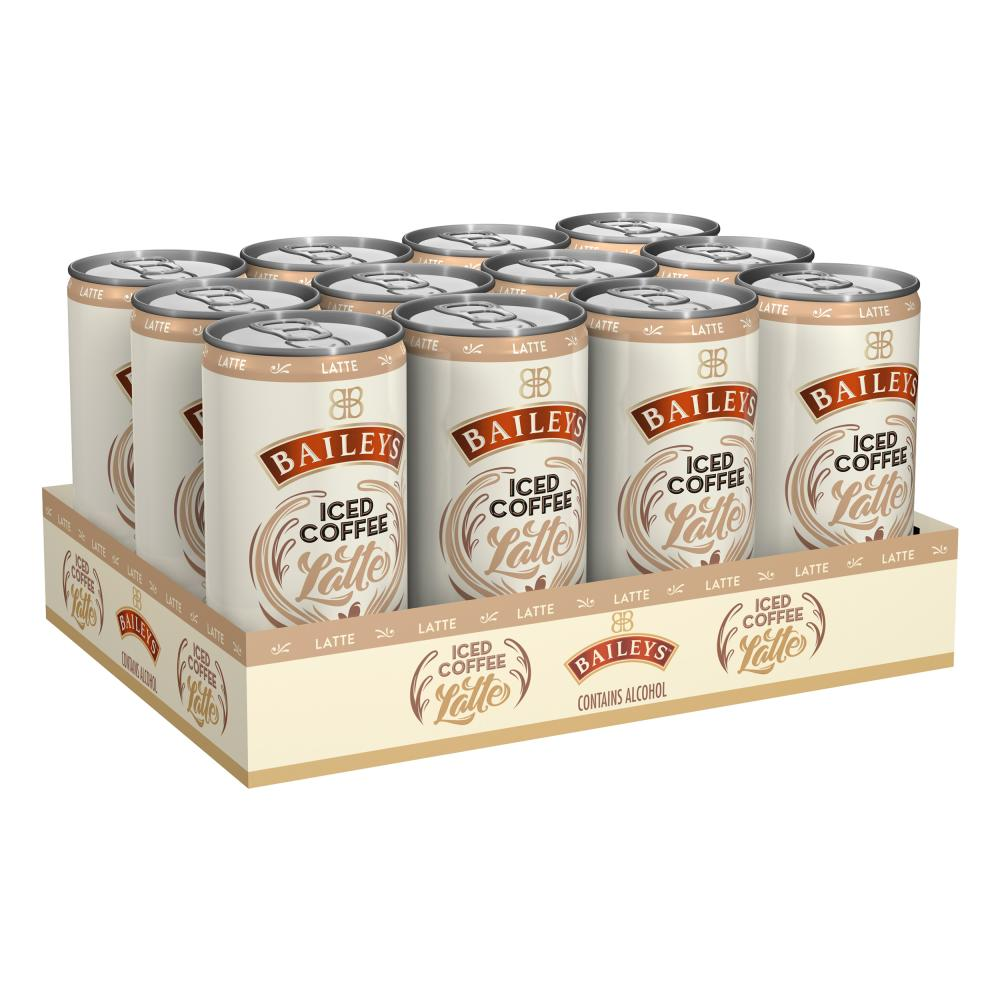 Baileys-Iced-Coffee-Latte-12er-Kaffee-Mischget-4-vol-inkl-Euro-3-DPG-Pfand
