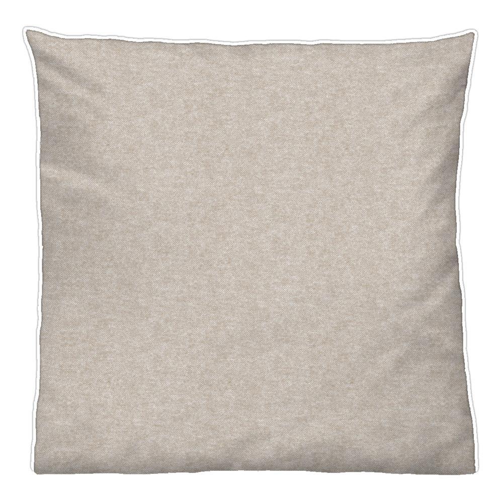 Biberna Melange-flanell Kissenbezug Kissen Bezug Kissenhülle Kitt 80 X 80cm Von Der Konsumierenden öFfentlichkeit Hoch Gelobt Und GeschäTzt Zu Werden Möbel & Wohnen Bettwäsche
