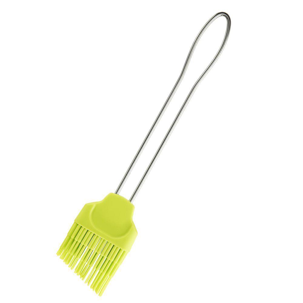 Kochen & Genießen Unparteiisch Birkmann Silikonpinsel Iii Groß Backpinsel Küchenpinsel Backzubehör Lime 21 Cm Sonstige