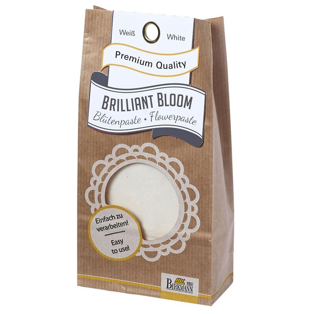 Birkmann Brilliant Bloom Blütenpaste Paste Zuckerpaste Zuckerdekoration 2 x 60 g