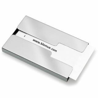 Blomus Business Card Case Gents Business Card Box 6x9 5 Cm Matt Stainless Steel 68255 At About Tea De Shop