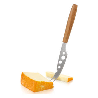 Boska Cheese Knife Cheesy Bamboo Kitchen Gadget Stainless Steel