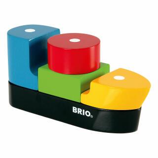 Brio Magnetic Boat, 5-Part, Building Blocks, Wooden Bricks, Toys, Wood,  30135 at About-Tea de Shop