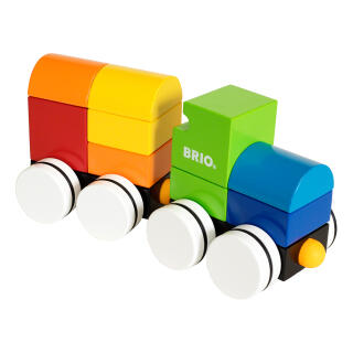 Brio New Wood-Magnet-Train, 11-Part, Building Blocks, Wooden Bricks, Toy,  30245 at About-Tea de Shop