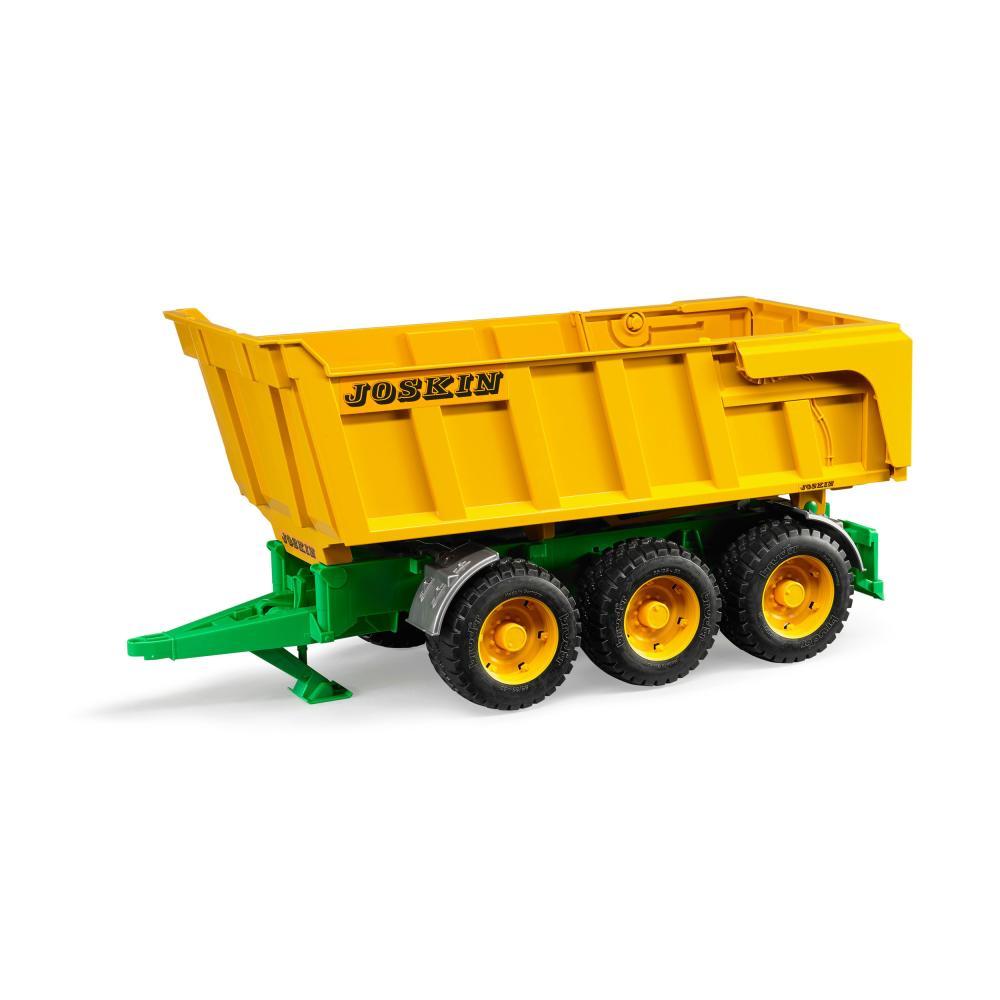 Fratello agricoltura JOSKIN vasche Kipp rimorchio modello veicolo giocattolo