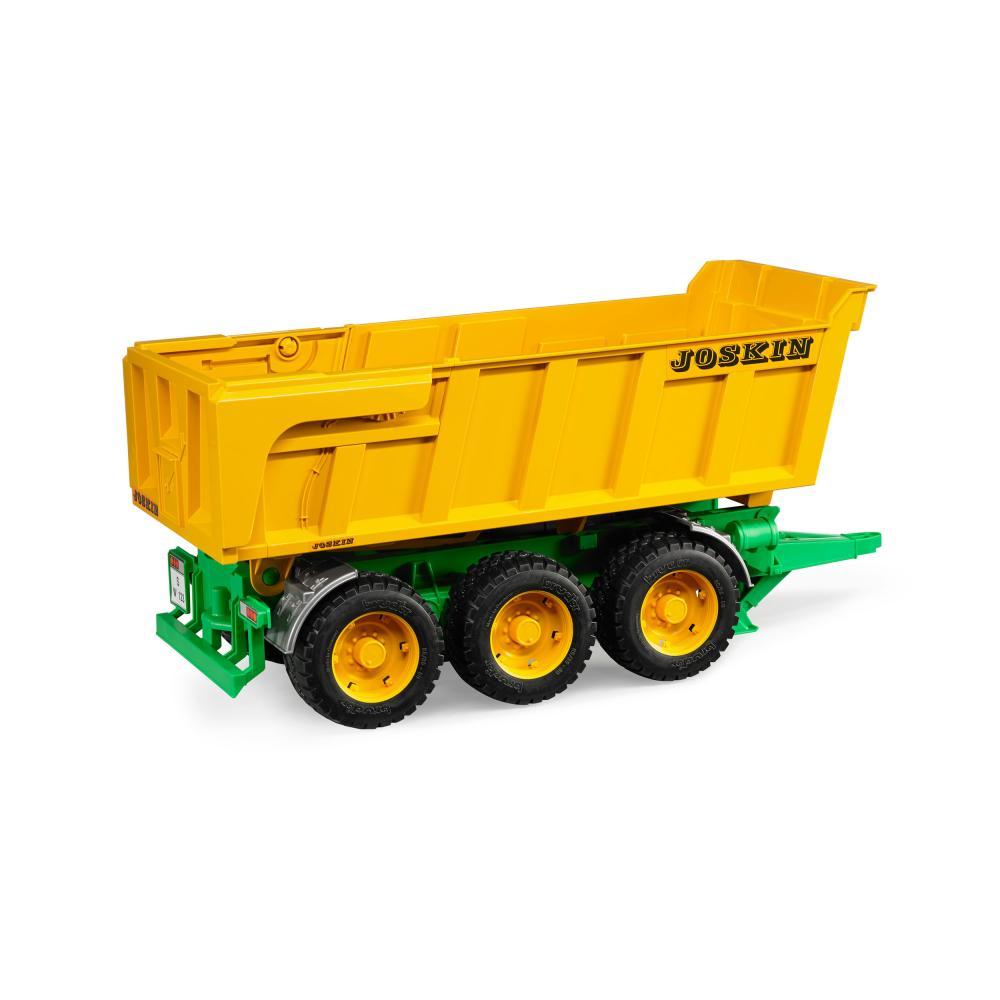 miniatura 2 - Fratello agricoltura JOSKIN vasche Kipp rimorchio modello veicolo giocattolo