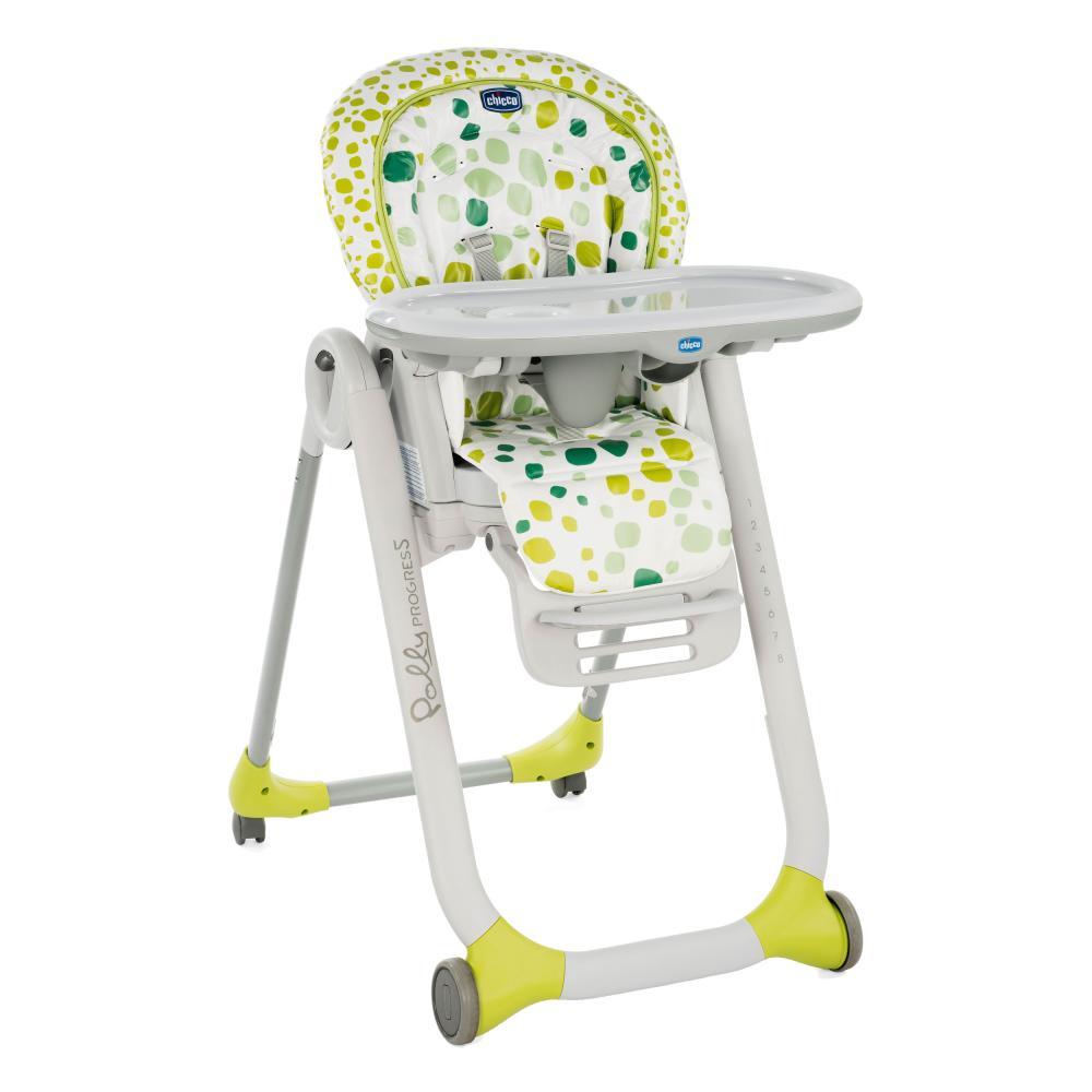 Chicco Polly Progres5 Chaise haute Chaise haute Convient pour la naissance