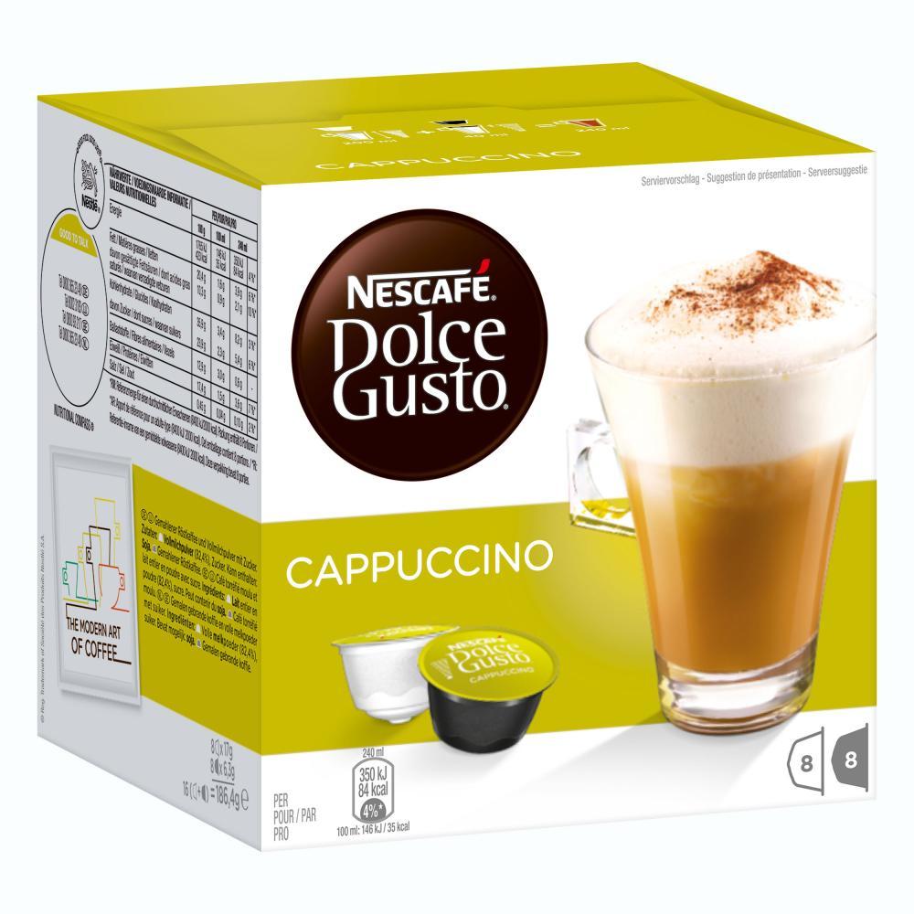 kaffekapsel dolce gusto