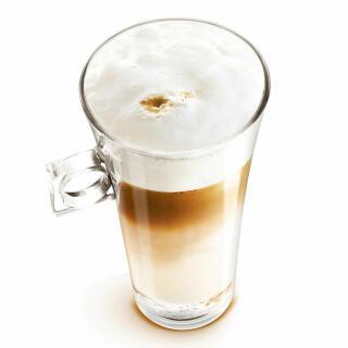 nescaf dolce gusto latte macchiato design glass 200 ml at about shop. Black Bedroom Furniture Sets. Home Design Ideas