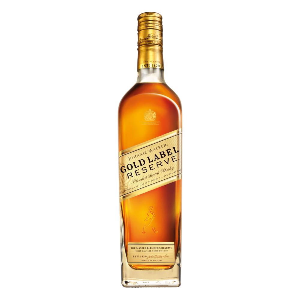 Vatertags-Set-Johnnie-Walker-Gold-Label-Reserve-Blended-Whisky-Scotch-40-Glas Indexbild 4