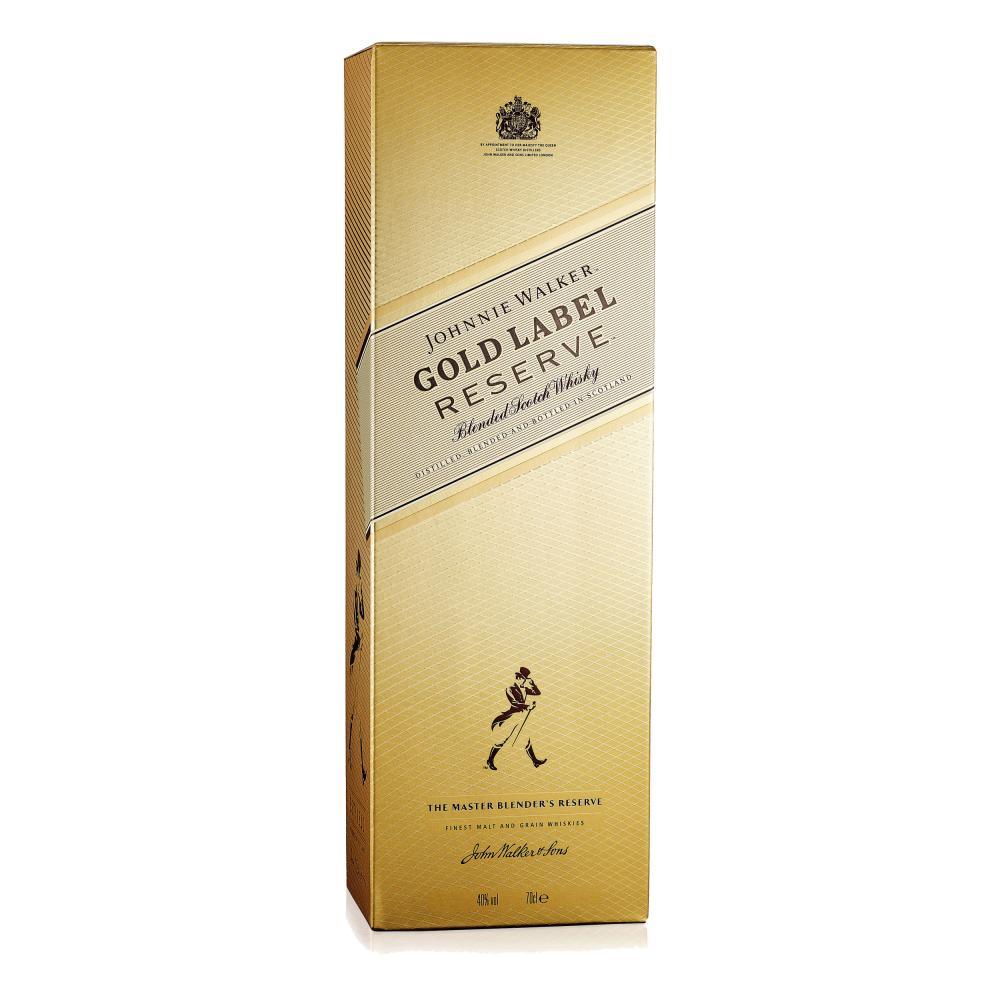 Vatertags-Set-Johnnie-Walker-Gold-Label-Reserve-Blended-Whisky-Scotch-40-Glas Indexbild 5