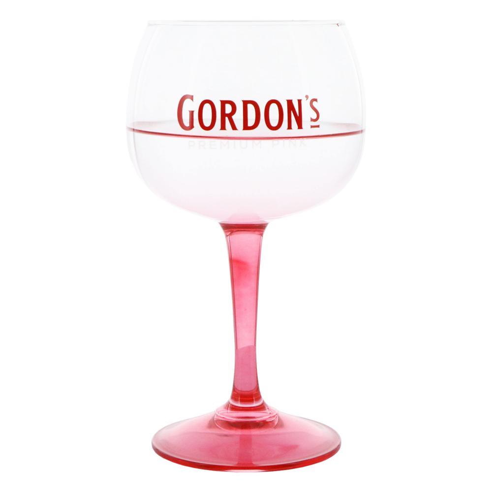 Indexbild 3 - Gordons Premium Pink Distilled Gin Set mit 2 Gläsern Alkohol Flasche 37.5% 700ml