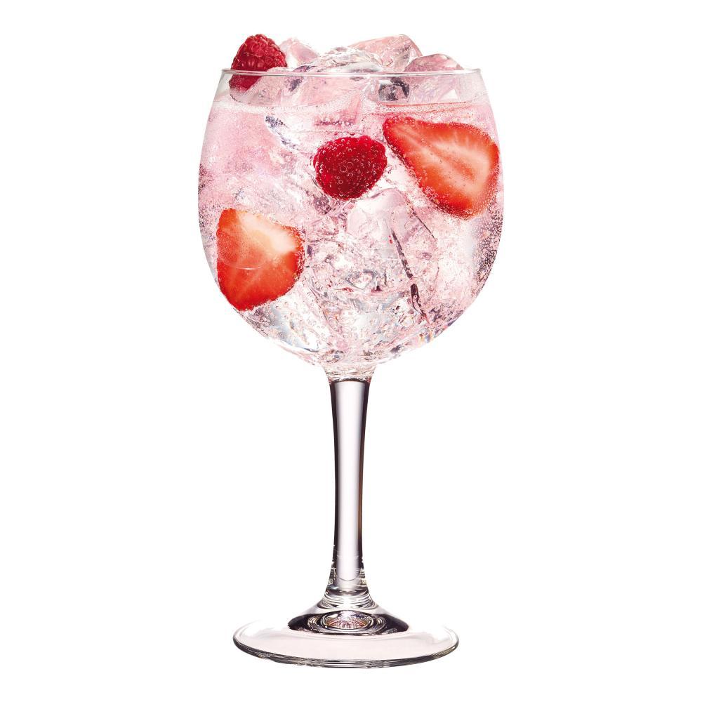 Indexbild 7 - Gordons Premium Pink Distilled Gin Set mit 2 Gläsern Alkohol Flasche 37.5% 700ml