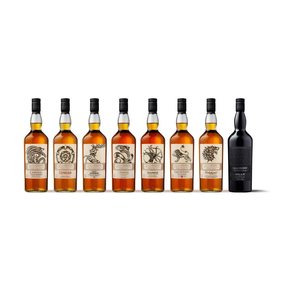 Oban-Bay-Reserve-The-Nights-Watch-Game-of-Thrones-Whisky-2er-Set-43-2x700ml Indexbild 7