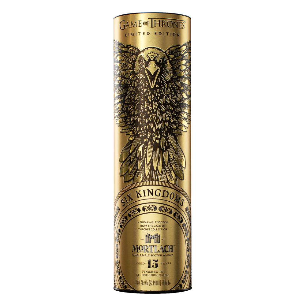 Indexbild 2 - Mortlach GoT 15 J. The Six Kingdoms Game of Thrones Whisky Alkohol 46 % 700 ml