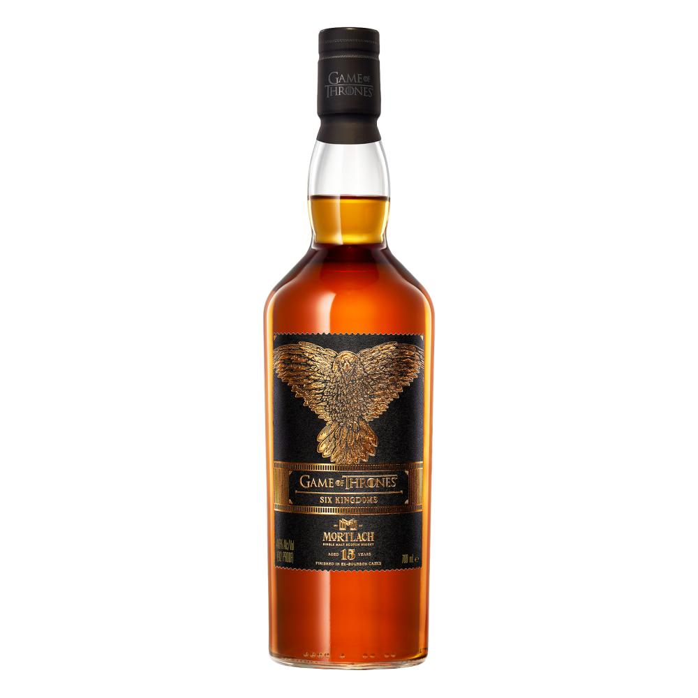 Indexbild 3 - Mortlach GoT 15 J. The Six Kingdoms Game of Thrones Whisky Alkohol 46 % 700 ml