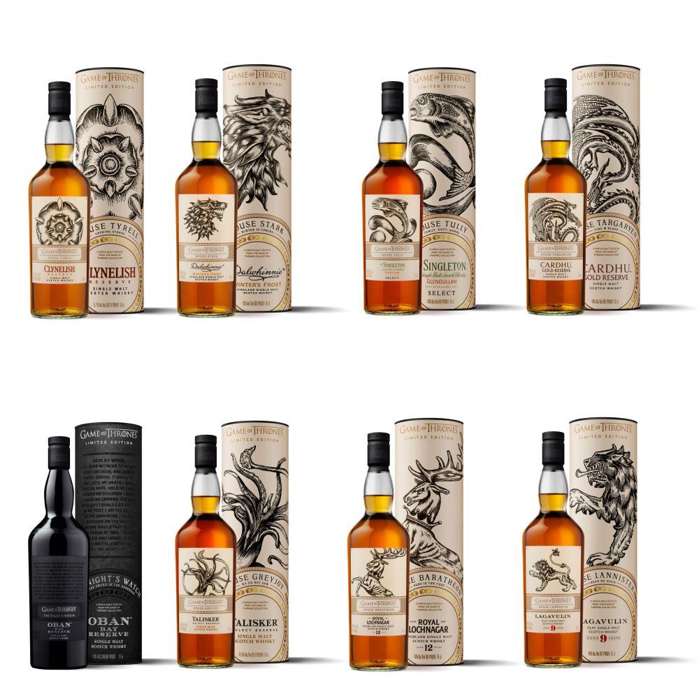 Game-of-Thrones-Whisky-Sammelset-Alle-Haeuser-Stark-Lannister-Tully-Set-8x700ml