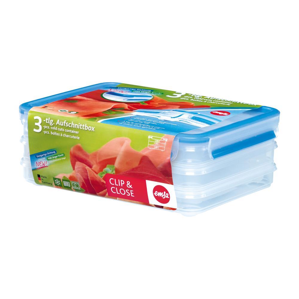 Emsa-Clip-amp-Close-Aufschnittbox-Dose-Frischhaltebox-Kase-Wurstbox-508556