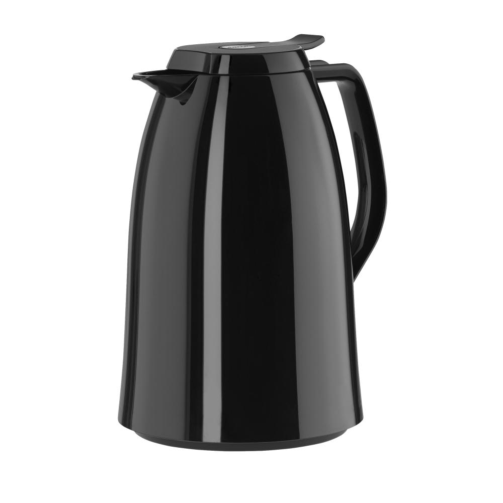 EMSA mambo isokanne isoflasche termo termo plástico negro