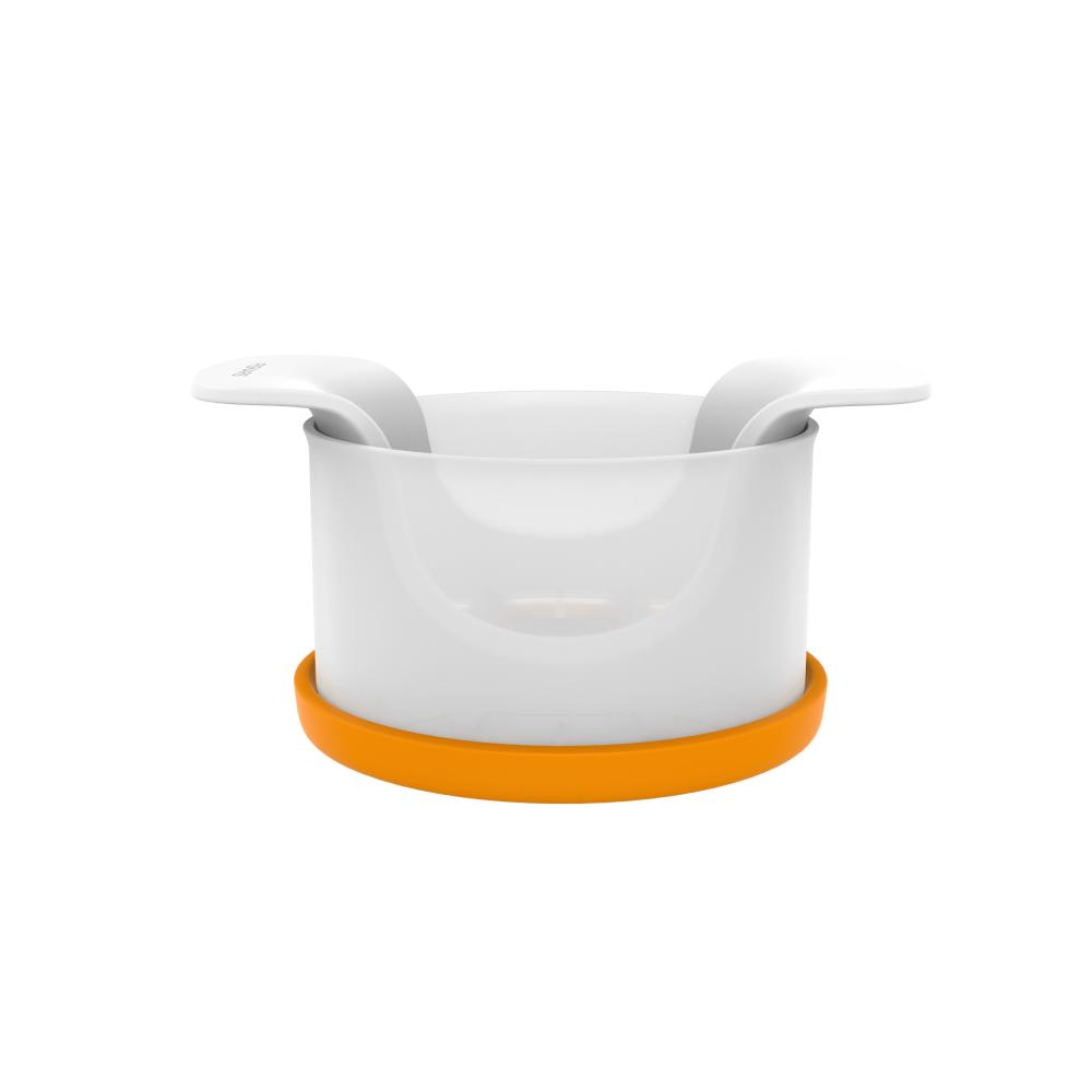 Fiskars-Functional-Form-Apple-Divider-with-Container-apfelspalter-Apple-Cutter