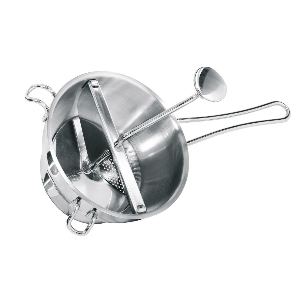 Gefu Food Mill Original Flotte Lotte 4Kitchen 2 Straining Di