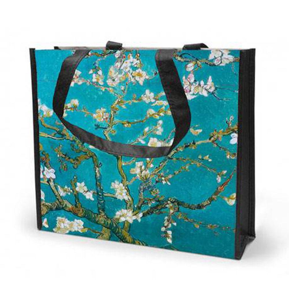 Goebel mandorla ALBERO BLU acquisto Borsa Artis Orbis Vincent Van Gogh in plastica