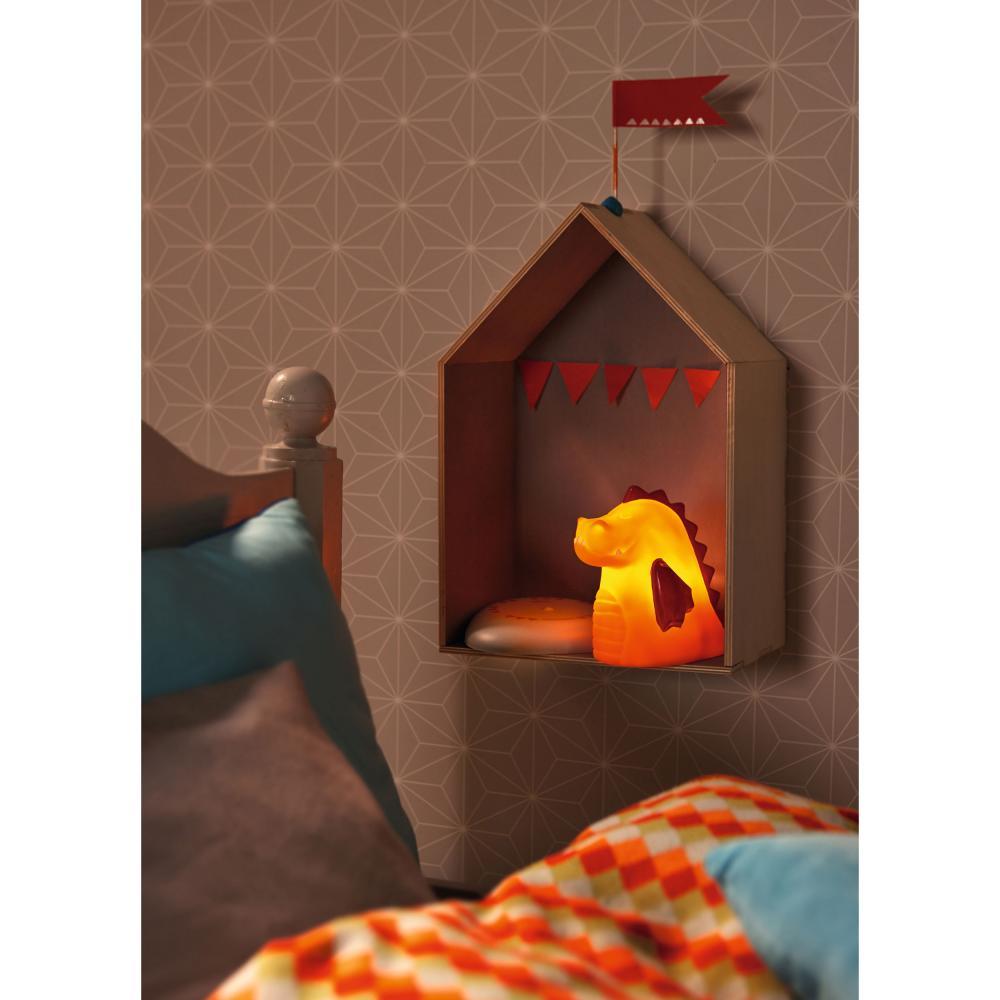 HABA Schlummerlicht Gute Nacht Drache Schlaflicht Nachtlicht Nachtleuchte LED
