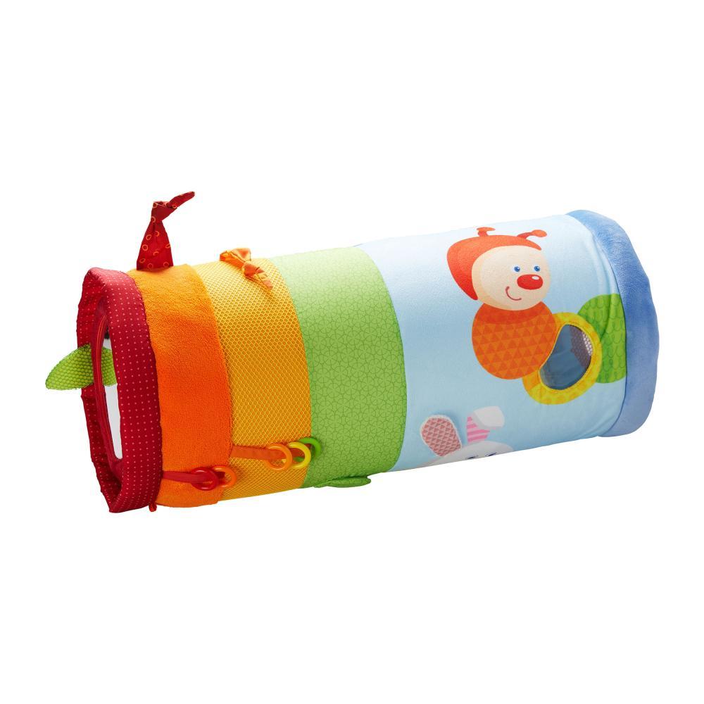 HABA Krabbelrolle Raupe Mina Babyspiel Krabbel Rolle Babyausstattung Spielzeug