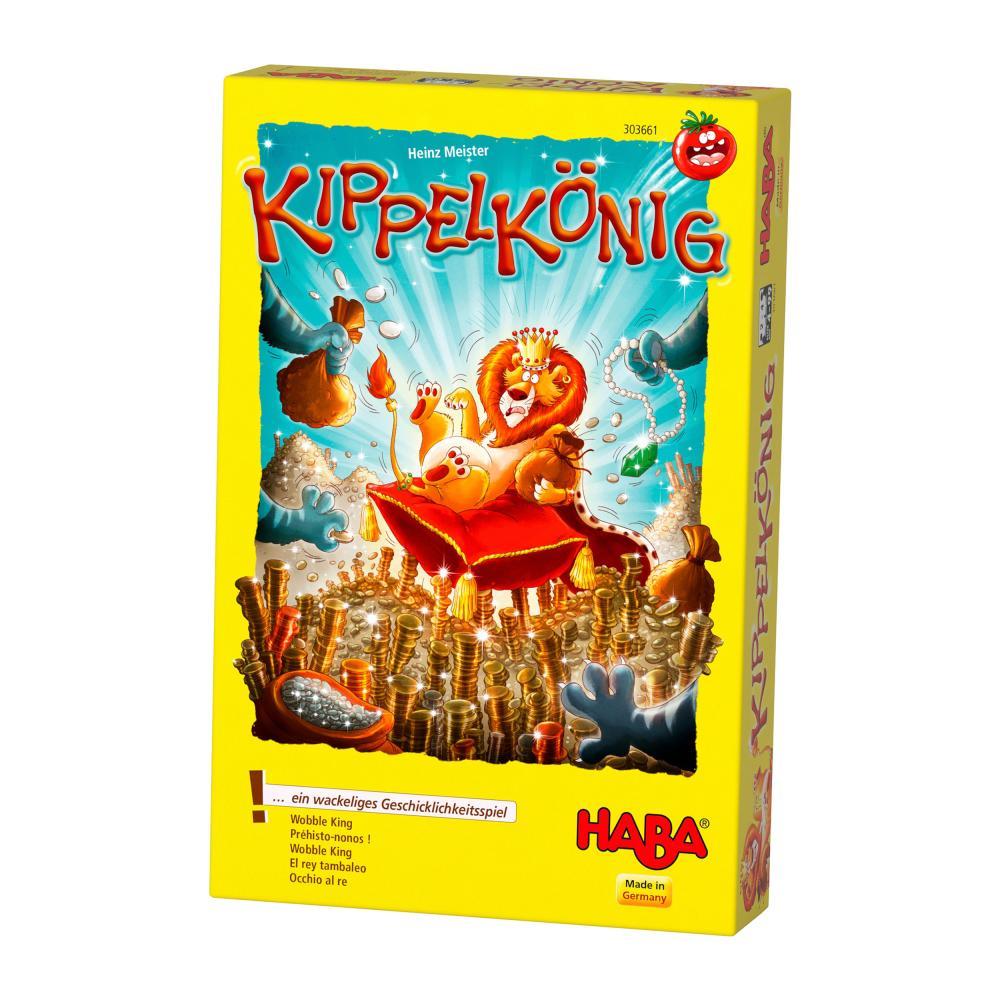 HABA-kippelkonig-bambini-giochi-gioco-da-ragazzi-destrezza-gioco-giocattolo