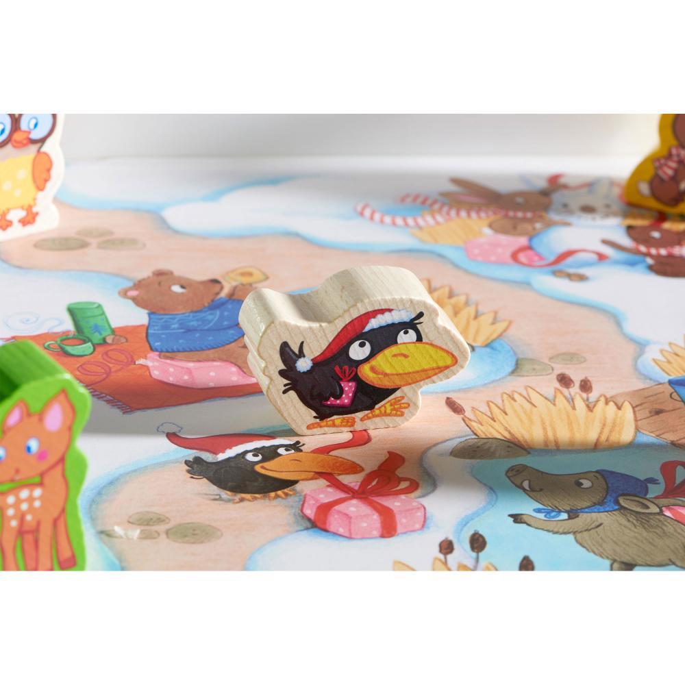 HABA-Mein-Erster-Adventskalender-Bauernhof-Weihnachten-Spielfiguren-Tiere-Holz Indexbild 5
