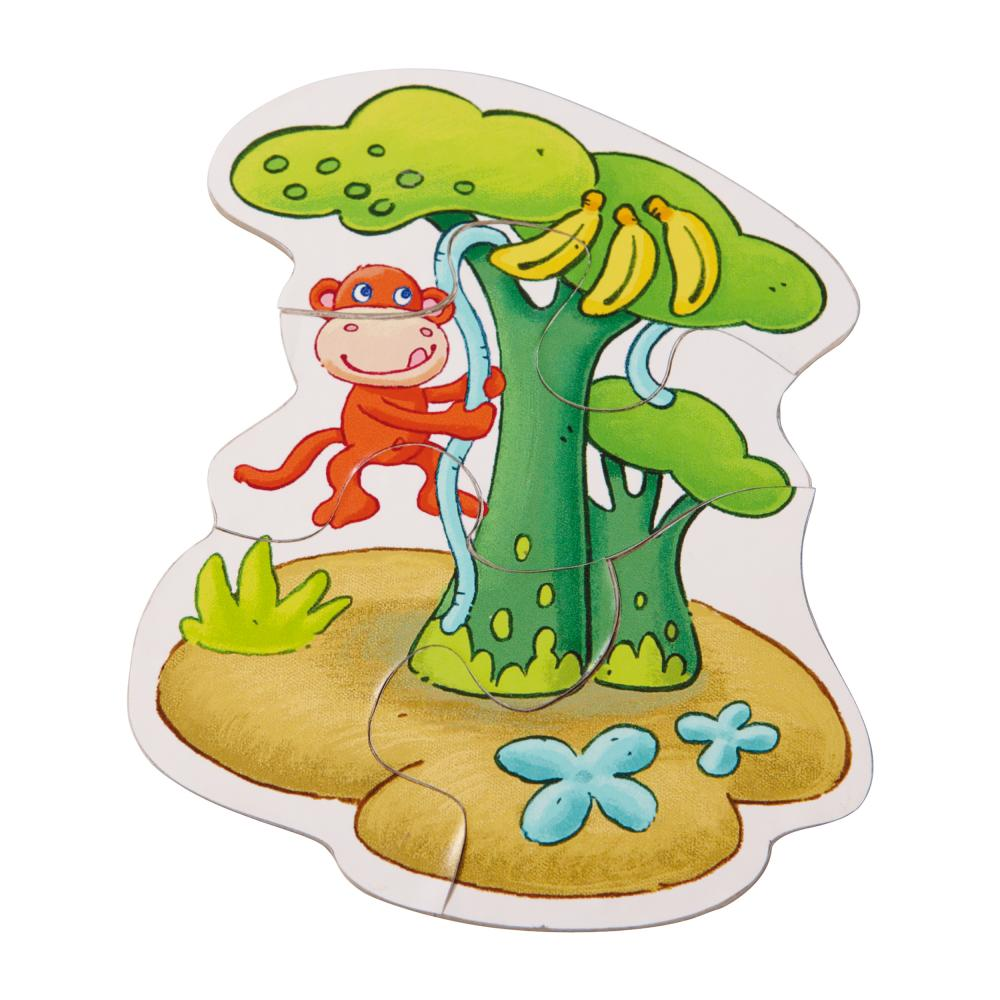 Haba-Zoo-6-Primi-Puzzle-Giochi-Giocattoli-per-i-Bambini-13-Pezzi-4276 miniatura 4