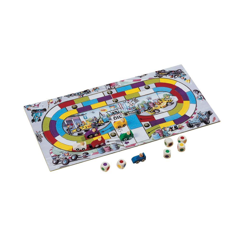 HABA-Monza-Wuerfelspiel-Laufspiel-Kinderspiel-Wuerfel-Spiel-Spiele-4416 Indexbild 3