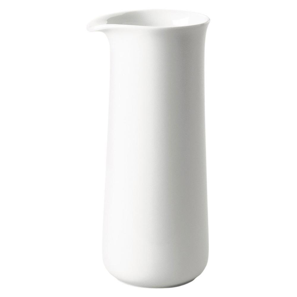 Kahla Five Senses Karaffe Kanne Krug 1.00 L Porzellan white