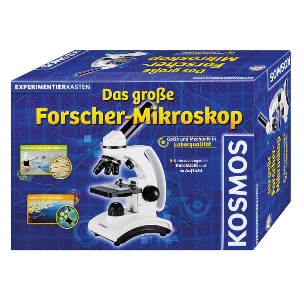 100% Vero Cosmo Experimentierkästen Il Grande Ricercatori-microscopio Microscopio A Partire Da 12j. 636029-ästen Das Große Forscher-mikroskop Mikroskop Ab 12j. 636029