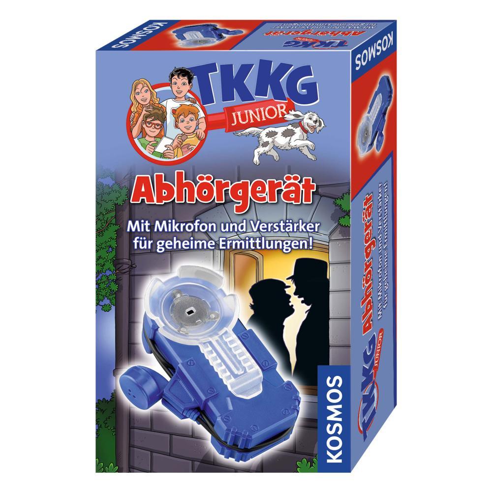 KOSMOS-TKKG-Detektivset-Alarmanlage-Detektivtool-Gratis-Abhoergeraet-3-tlg Indexbild 2