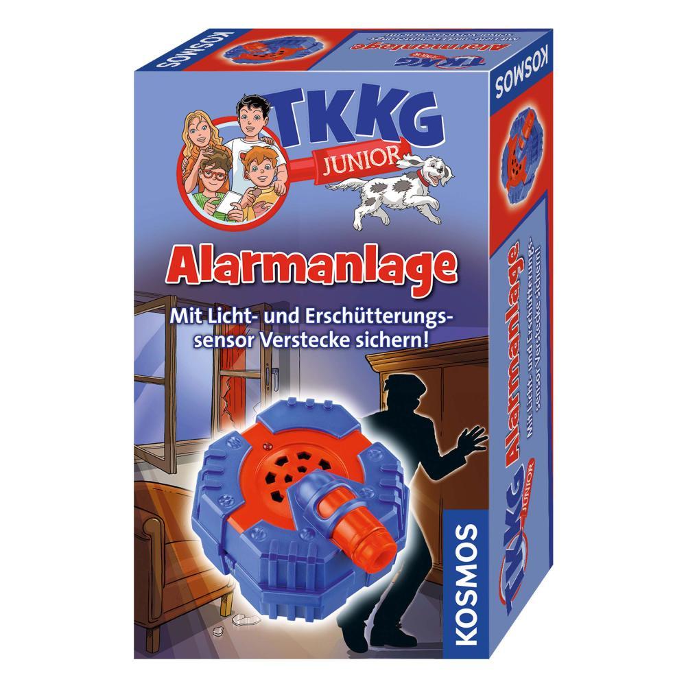 KOSMOS-TKKG-Detektivset-Alarmanlage-Detektivtool-Gratis-Abhoergeraet-3-tlg Indexbild 5