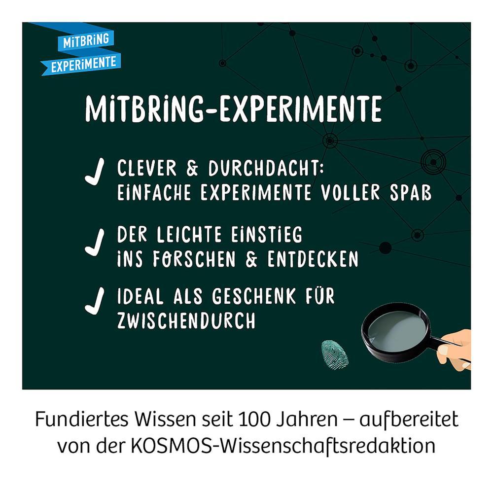 Indexbild 6 - KOSMOS Finger-Abdrücke Detektiv-Experimente Experimentierkasten ab 8 Jahren