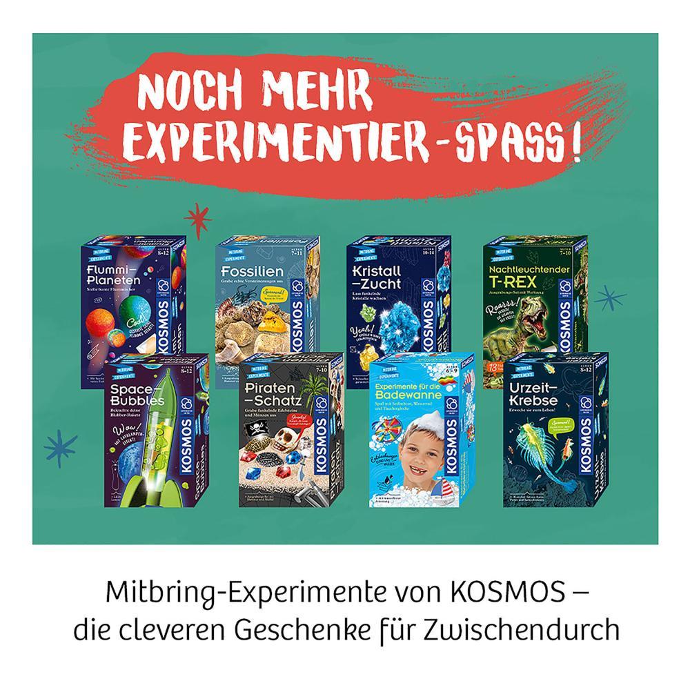 Indexbild 7 - KOSMOS Finger-Abdrücke Detektiv-Experimente Experimentierkasten ab 8 Jahren