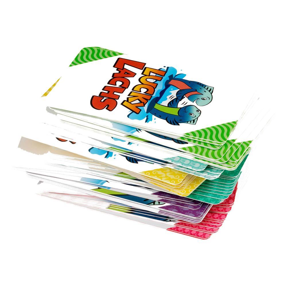Indexbild 2 - KOSMOS Lucky Lachs Blue Kartenspiel Karten Spiel Schnelligkeit ab 8 J. 694234