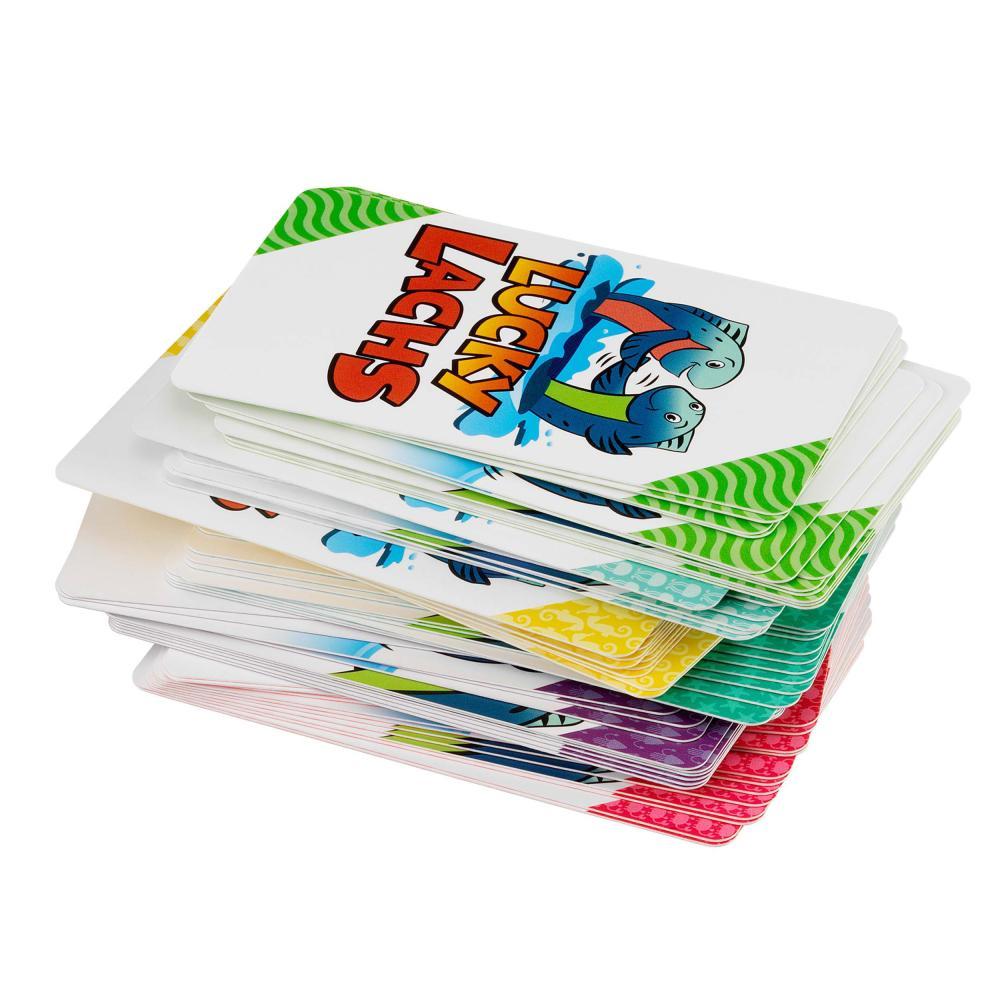 Indexbild 3 - KOSMOS Lucky Lachs Blue Kartenspiel Karten Spiel Schnelligkeit ab 8 J. 694234