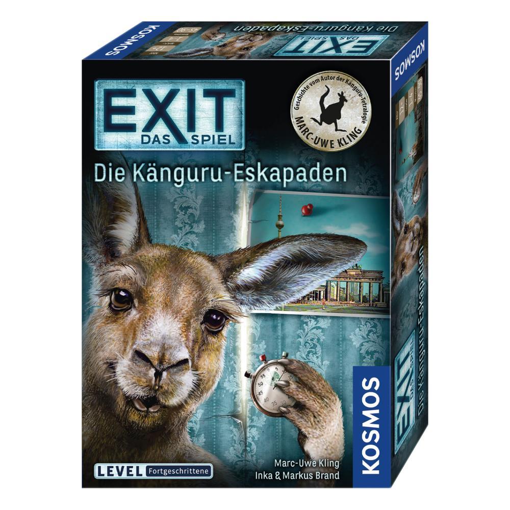 KOSMOS-Exit-Das-Spiel-Die-Kaenguru-Eskapaden-Escape-Room-Fortgeschrittene-ab-12J